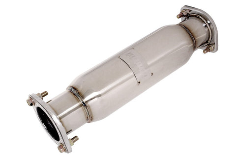 Megan Racing Resonator/Test Pipe for 89-94 Mitsubishi Eclipse GST Talon Stainless Resonator Testpipe Test Pipe FWD MR-CC-ME89GST-NEW