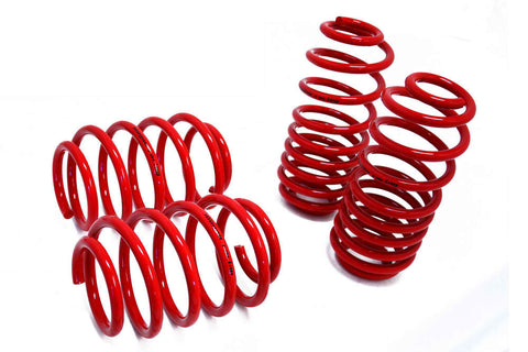 Megan Racing Lowering Springs - Euro Version for 06-11 BMW 3-Series E90 323i 328i 335i  Base Sedan MR-LS-E90