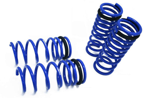 Megan Racing Lowering Springs - Lexus for 06-13 Lexus IS250/IS350 MR-LS-LI06