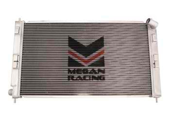 Megan Racing Radiator for 08-14 Mitsubishi LANCER EVO X GSR Only MR-RT-MLE08