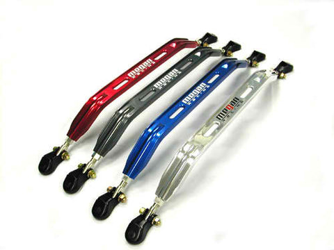 Megan Racing Strut Tower Bars/Braces - Front Lower for 90-00 Acura INTEGRA MR-SB-HC88FL-P MR-SB-HC88FL-P