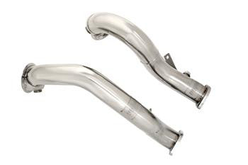 Megan Racing Downpipe for 11 BMW 1 SERIES M MR-SSDP-BN54-TT