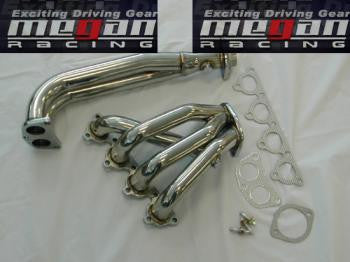 Megan Racing Stainless Headers for 88-00 HONDA CIVIC MR-SSH-D16 MR-SSH-D16