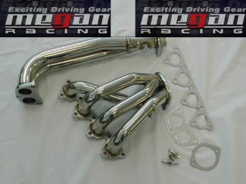 Megan Racing Stainless Headers for 92-96 HONDA PRELUDE MR-SSH-HP92VT MR-SSH-HP92VT