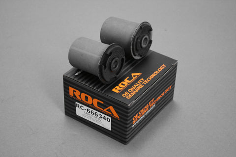 ROCAR Bushings for 98-02 Daewoo Lanos Rear Axle Arm Bushing RC-666340