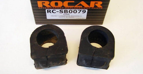 ROCAR Stabilizer Bushings for 01-12 Chevrolet Impala AWD Front Stabilizer Bushings 30mm RC-SB0079