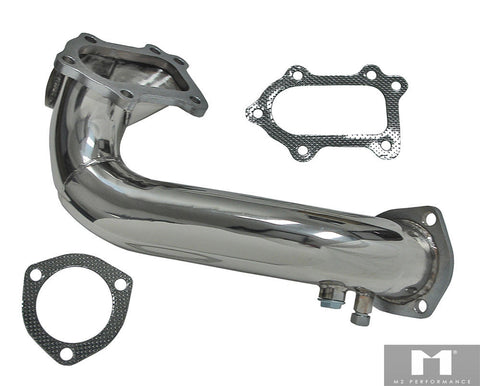 Manzo Performance Down Pipes for 89-99 Toyota Celica 90-94 MR2 / GT4  2.0L 3SGTE TURBO TP-065