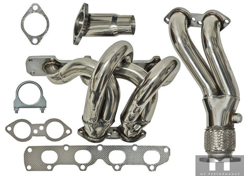 Manzo Performance Exhaust Headers for 02-04 CHEVROLET CAVALIER 2.2 ECOTEC TP-071