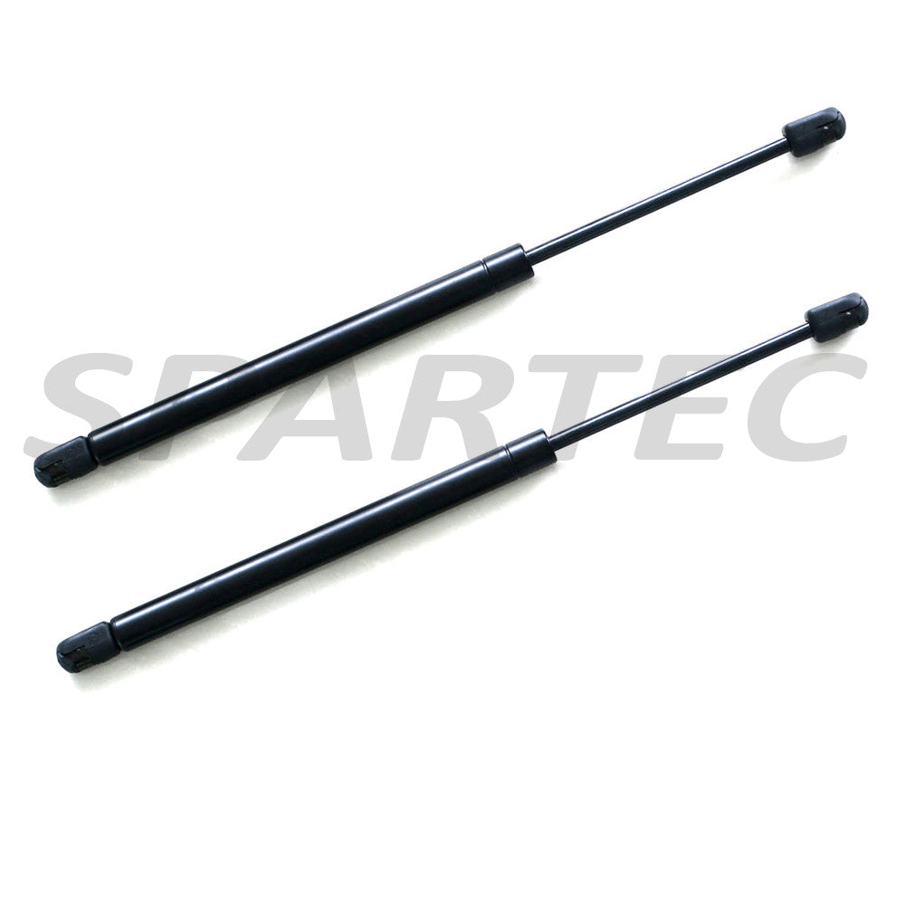 Spartec Rear Window Glass Lift Supports Gas Springs for 2009 GMC Yukon