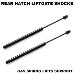 Spartec Gas Springs Lift Supports (Rear Tailgate/Hatch) for 02-08 Chevrolet Trailblazer / 04-07 Buick Rainier / 02-08 GMC Envoy / 04-07 Isuzu Ascender A4933