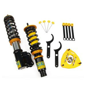 XYZ Racing Spec Coilover System 89~91 Honda EF CRX Twin Cam (Rear Fork)