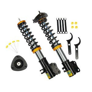 XYZ Tarmac Rally Coilover System 89~91 Honda EF CRX Twin Cam (Rear Fork)