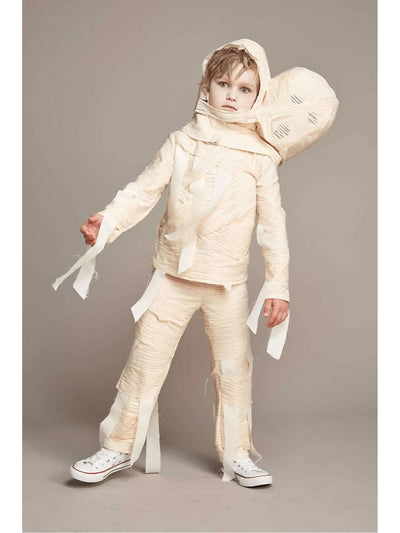 2-Headed Mummy Costume For Kids