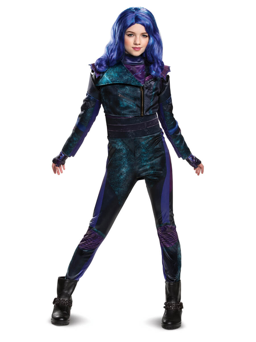 Disney Descendants 3 Mal Costume for Girls