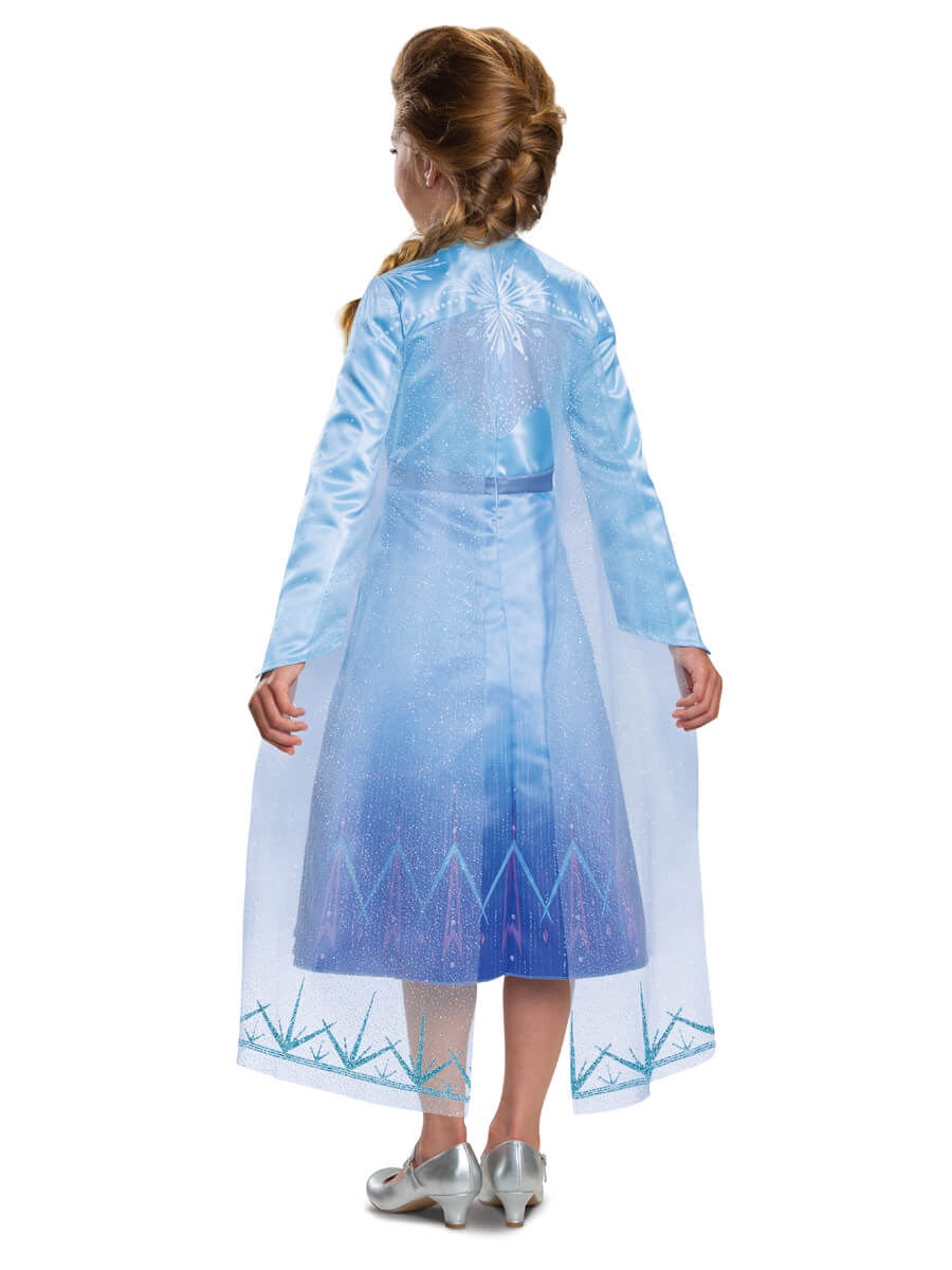 Disney Frozen 2 Elsa Prestige Costume for Girls