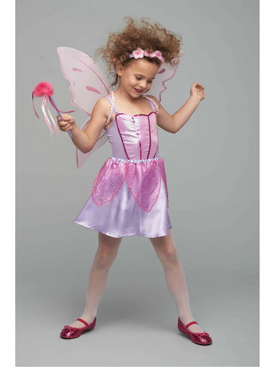3-in-1 Mermaid Fairy Costume Set For Girls  mlt alt1