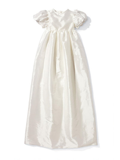 3-Piece White Christening Set  white alt1