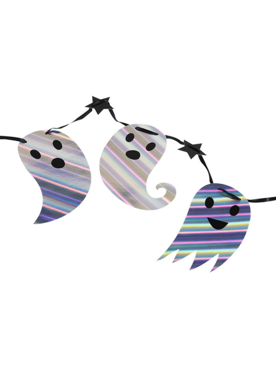 Halloween Tableware, Ghost Bunting x1