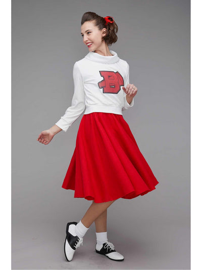 '50s Cheerleader Costume for Women