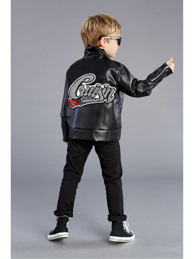'50s Greaser Jacket for Boys