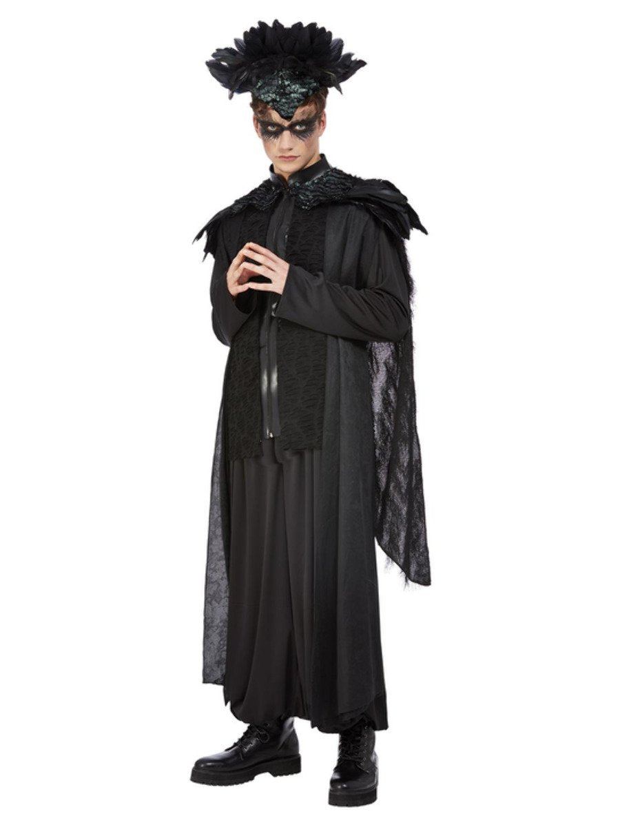 Deluxe Raven King Costume
