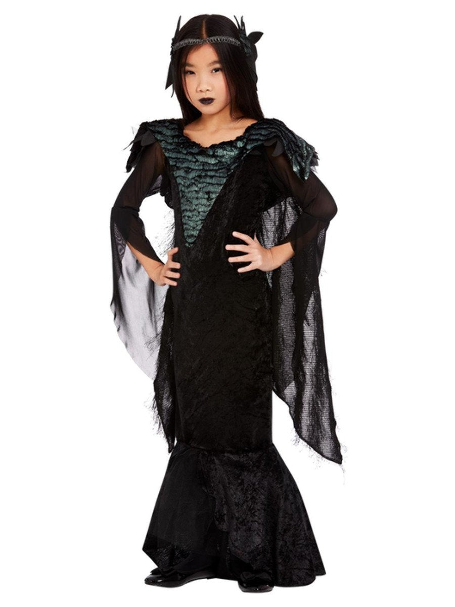 Deluxe Raven Princess Costume