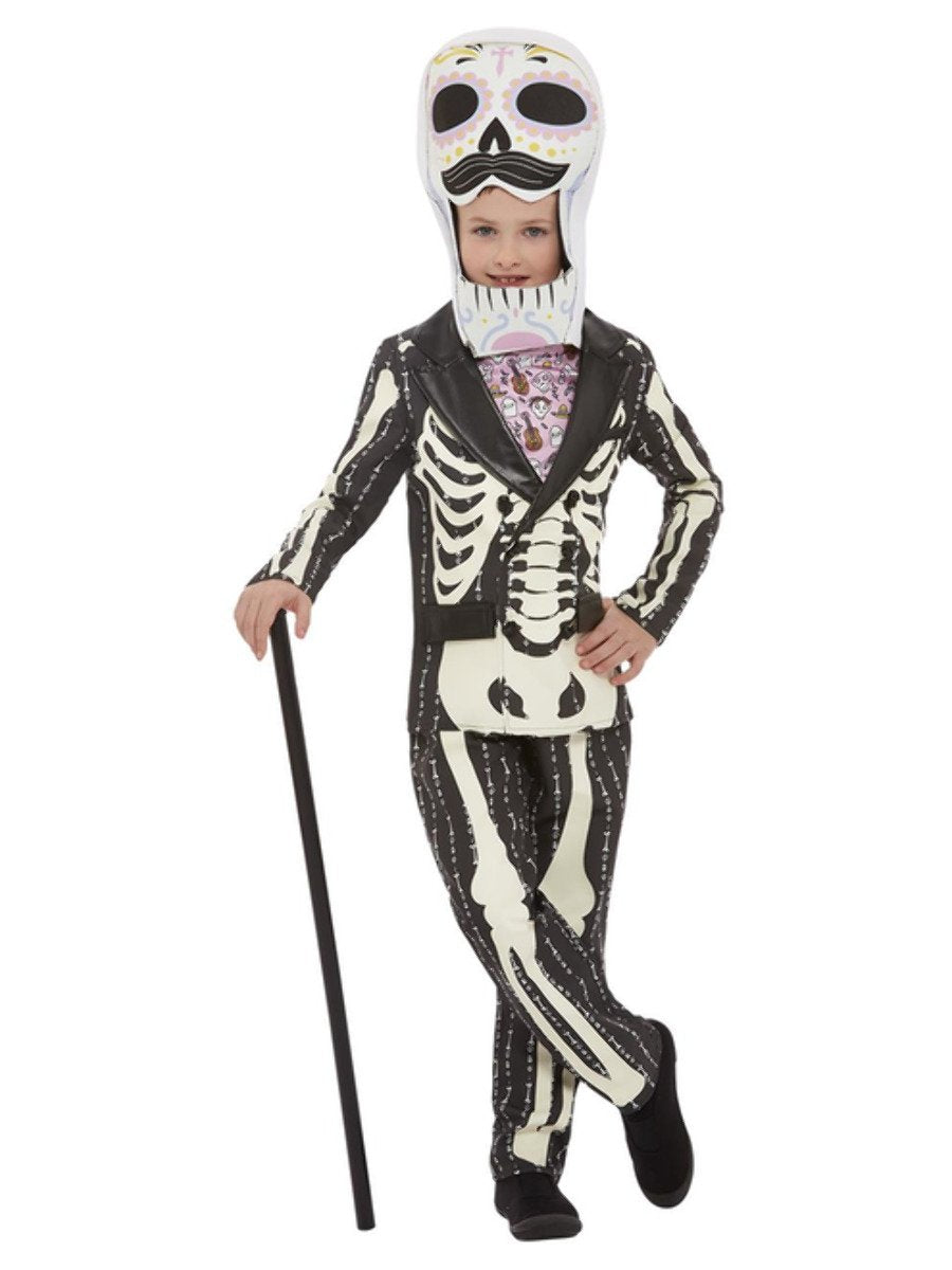 Deluxe Day of the Dead Señor Costume
