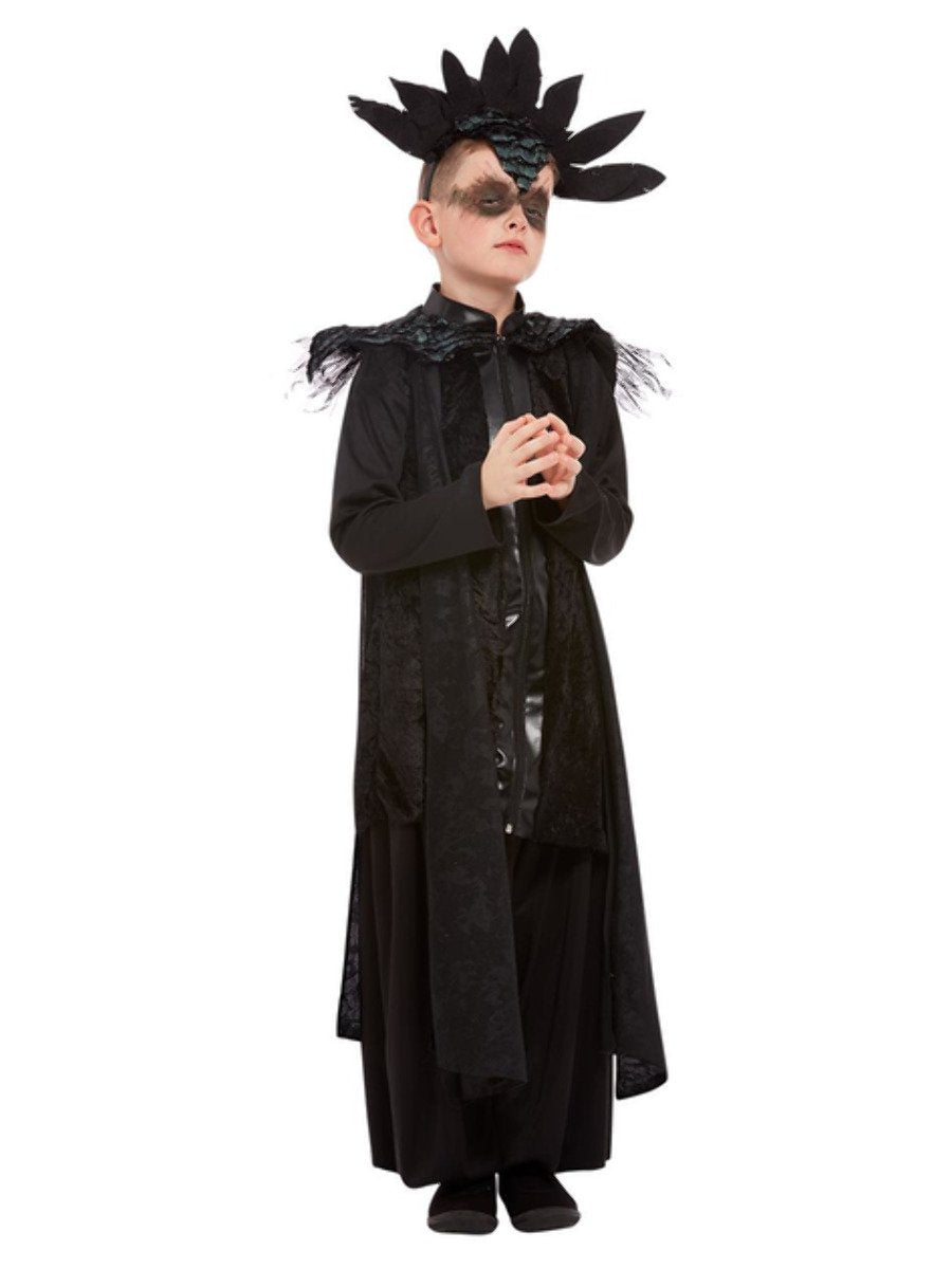 Deluxe Raven Prince Costume