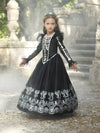 Skeleton Princess Costume for Girls