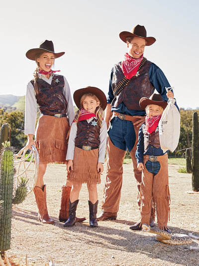 Cowboy Costume for Men bro alt1