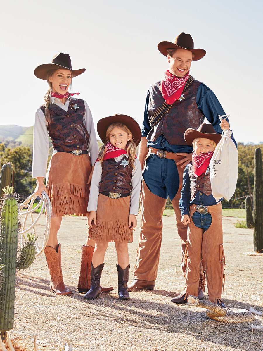 Cowgirl Costume for Kids