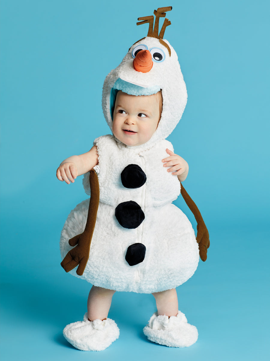 Premium Disney Frozen Olaf Costume for Baby