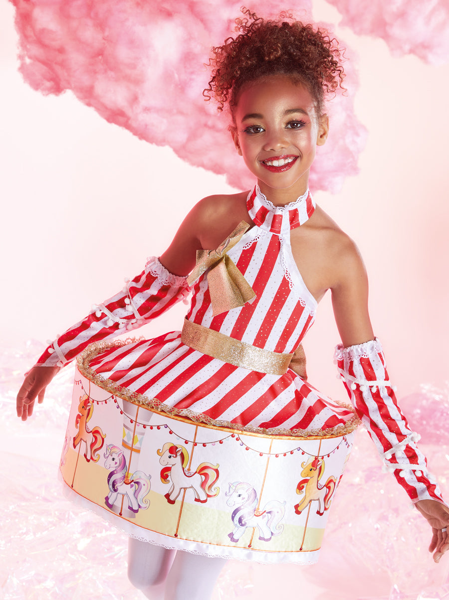Carousel Costume for Girls