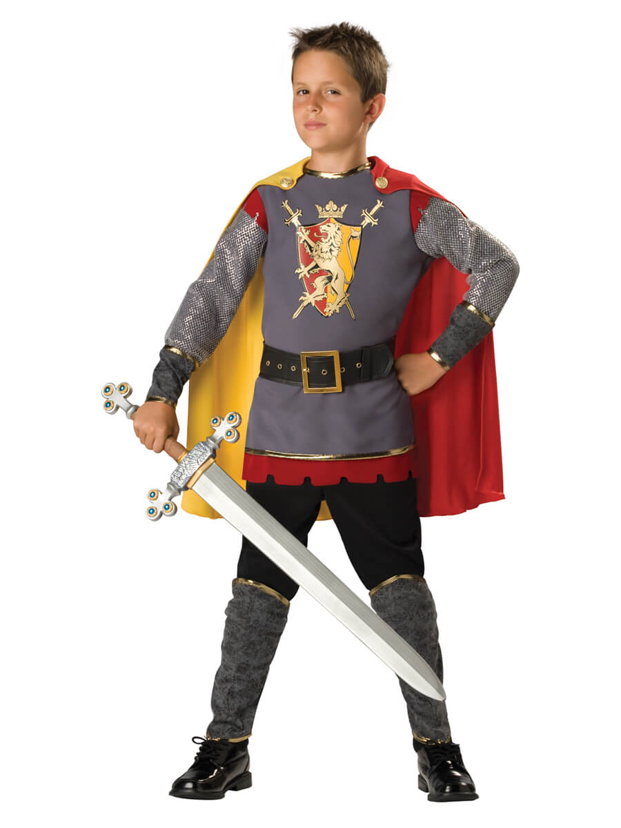 Loyal Knight Costume for Kids