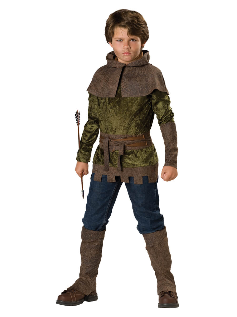 Robin Hood of Nottingham Costume for Kids