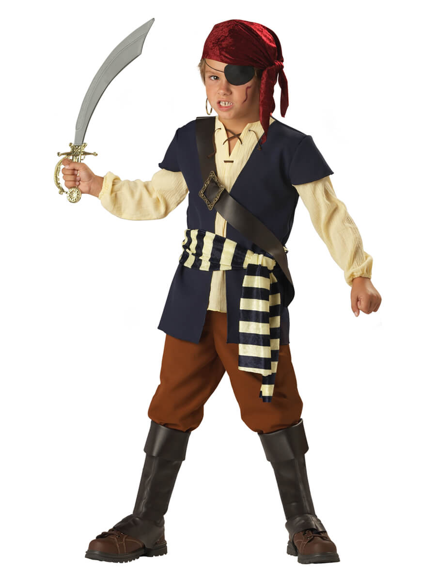 Pirate Mate Costume for Kids