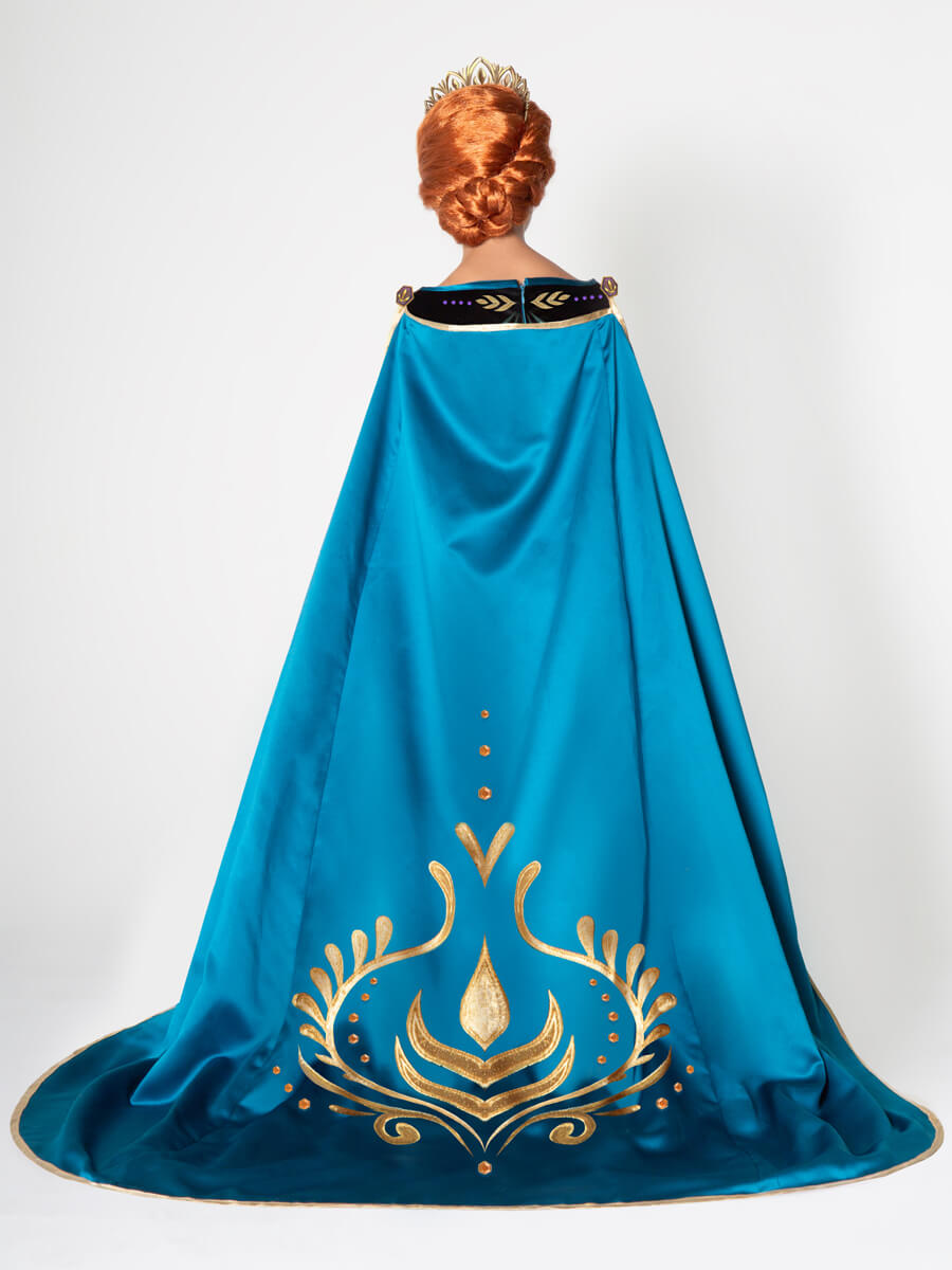 Ultimate Collection Disney Frozen Queen Anna Dress