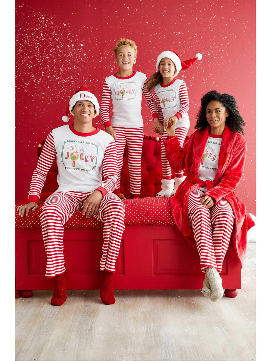 Adults Jolly Elf on the Shelf® PJ's