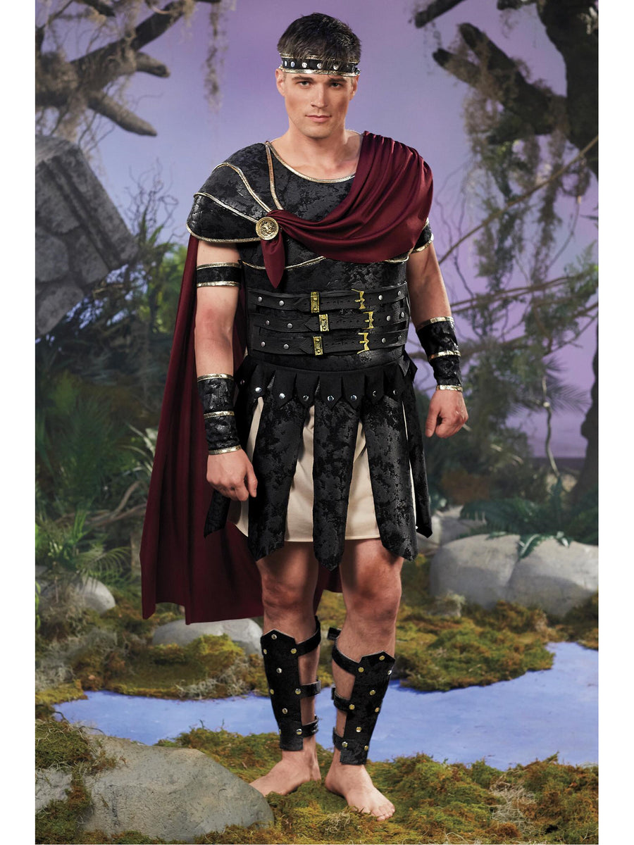Roman Gladiator Costume for Adults