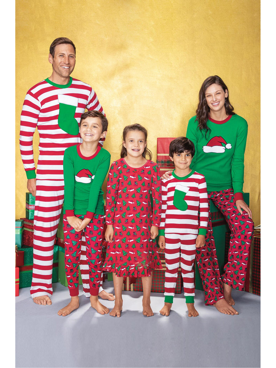 Adults Stocking PJ's