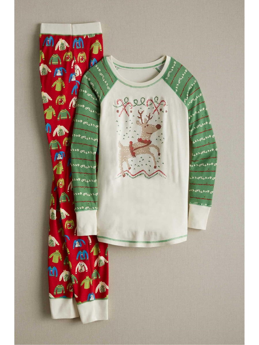 Adults Ugly Sweater Pj's