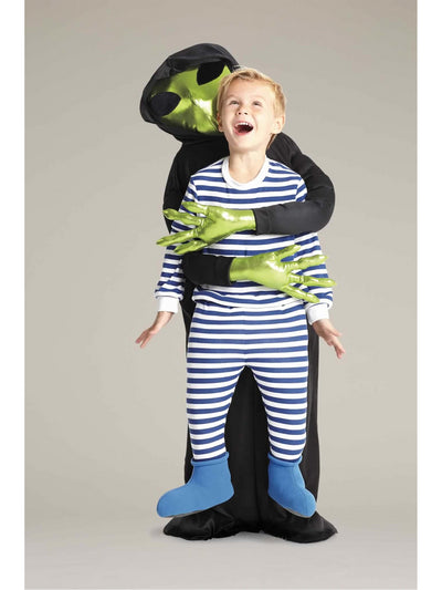 Alien Abduction Costume For Kids  mlt 1