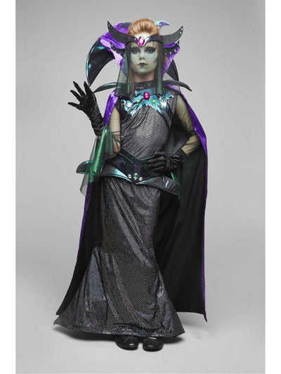 Alien Empress Costume for Girls