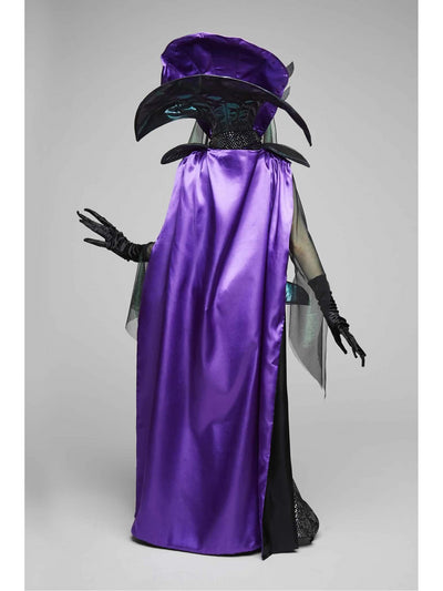 Alien Empress Costume for Girls  bla alt2