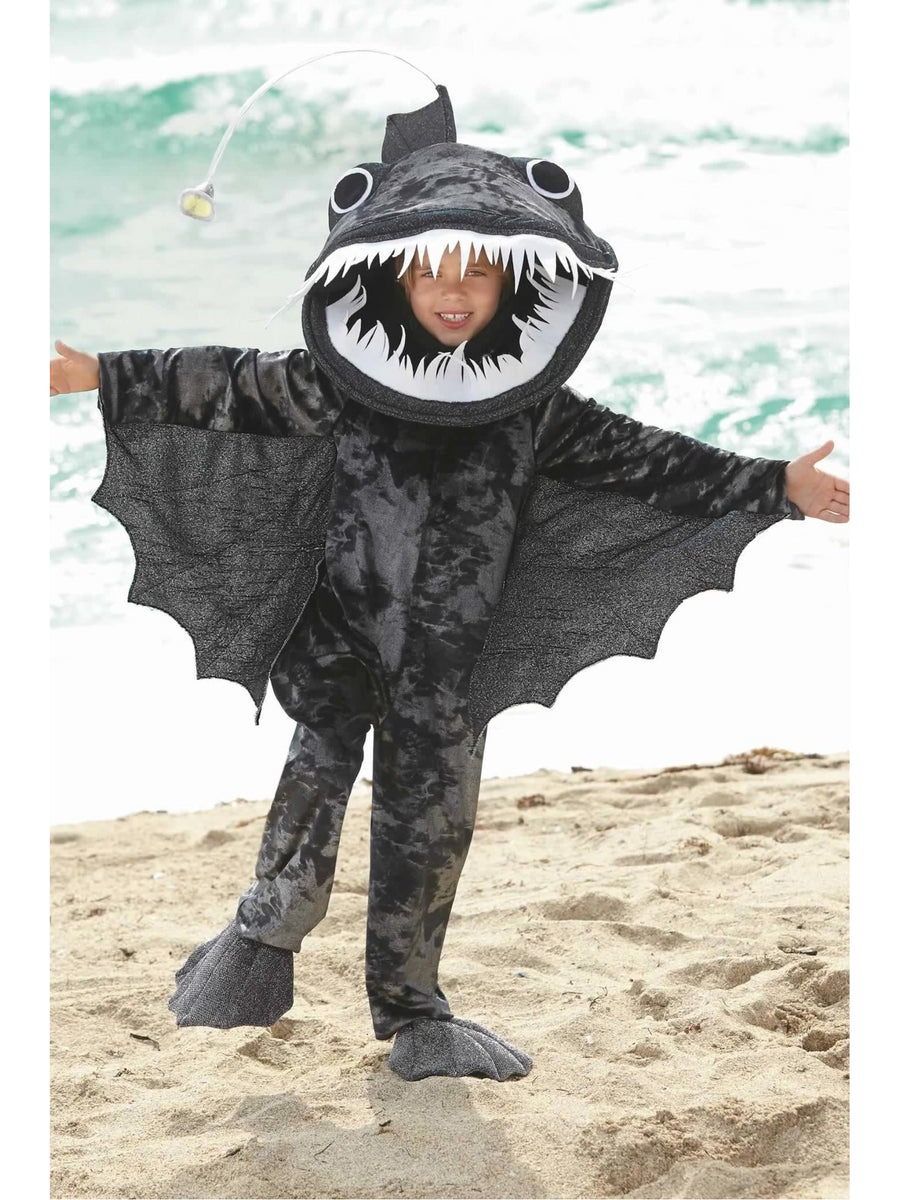 Anglerfish Costume for Kids