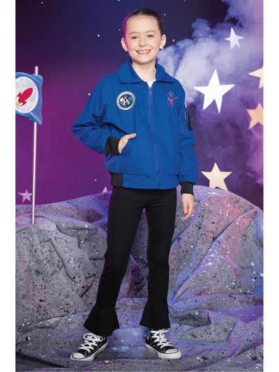 Apollo 11 Flight Jacket for Kids  bl alt2