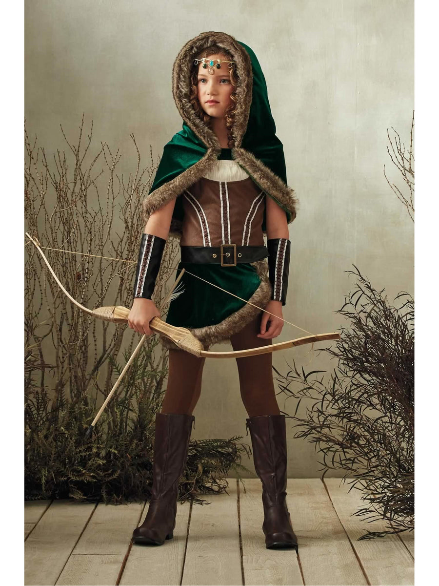 Archer Costume For Girls