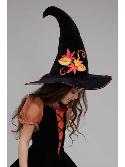 Autumn Witch Costume for Girls  ora alt2