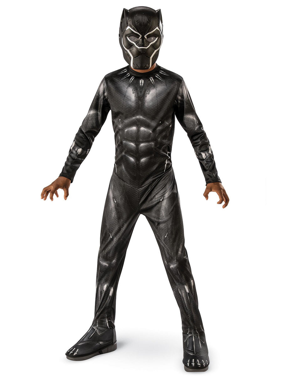 Avengers Endgame Black Panther Costume for Kids