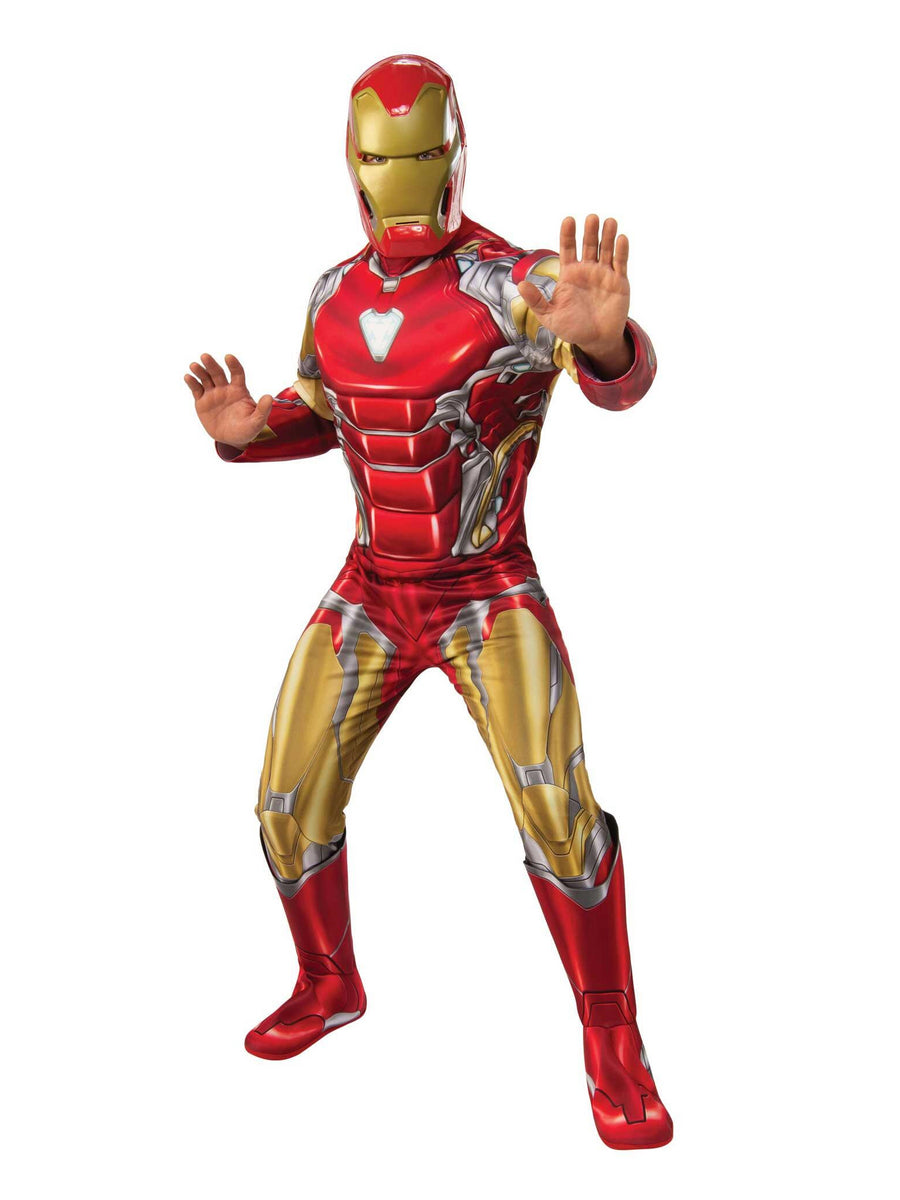 Avengers Endgame Iron Man Costume for Adults